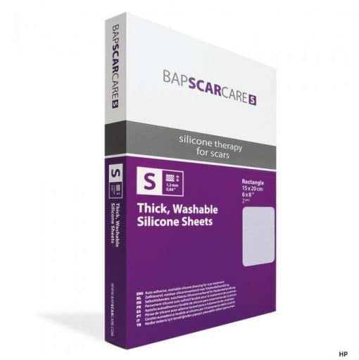 Bapscarcare S, siliconen verband (pleister)