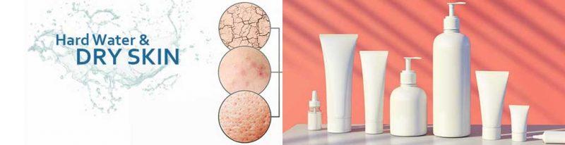 Huidproducten bij een droge huid